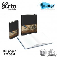 Campap Arto Explorer Sketch Notebook A5/A6 Size