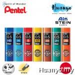 Pentel Ain Stein Mechanical Pencil Lead 0.5mm x 60MM (Tube of 40pcs)