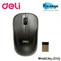 Deli Computer Wireless Mouse 3713