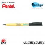 Pentel Textile Fabric Marker - Black (Fine)