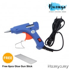 Sanko Star Hot Melt Glue Gun (Free 6pcs Glue Gun Stick)