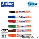 Artline Whiteboard Marker 500A - 2.0MM Bullet Tip