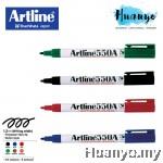 Artline Whiteboard Marker 550A - 1.2MM Bullet Tip
