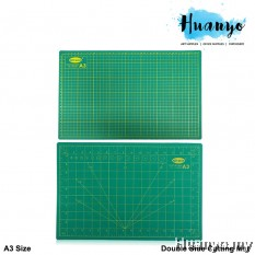 Allwin Double Sided Cutting Mat A3 (3MM thickness)