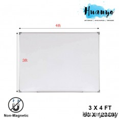 Non Magnetic White Board 3' x 4'