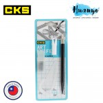 CKS Art Pen Knife for Craft with 25 Blades Lames