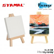 Syamal Mini Canvas with Easel