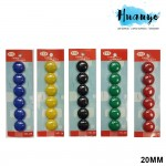 TYS Magnetic Button 20MM - 6 pcs