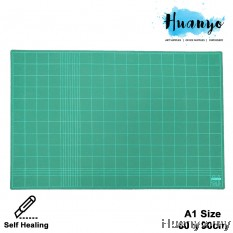Morn Sun Self Healing Flexible Cutting Mat Board A1 60 X 90cm (2MM thickness)