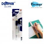 Dolphin Precision Metal Art Pen Knife for Craft DOL-SX06 (Free 2 Blades)