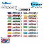 Artline Fabric T Shirt 2MM Bullet Tip Marker (Per Pcs)