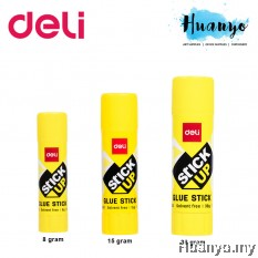 Deli Strong Adhesive Paper Glue Stick (8g /20g / 36g)