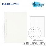 KOKUYO Soft Ring 5mm Dotted Note Book B5 80 sheets