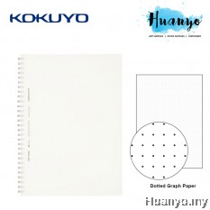 KOKUYO Soft Ring 5mm Dotted Note Book B5 80 sheets