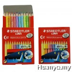 Staedtler Luna Water Colour Pencil 12S - Set of 2