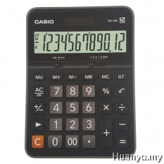 Casio Calculator DX-12B