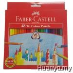 Faber-Castell Tri Colour Pencils 48