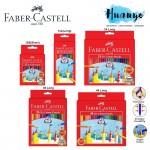 Faber-Castell Tri Grip Colour Pencil Color Set of 12S/12L/24L/36L/48L
