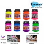 Five Star Fabric Paint Dye Special Colour [Fluorescent] (75 gram) (List 2/2)