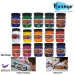 Five Star Fabric Paint Dye Colour (220 gram) (List 1/2)