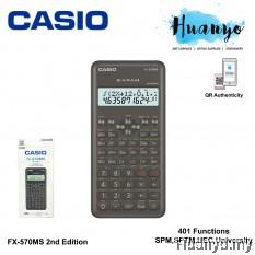 Casio Scientific Calculator FX-570MS 2nd Edition