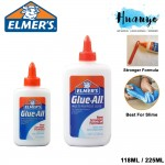 Elmer's Non Toxic Glue-All Multi Purpose Glue (Best for Slime, Crafts, Repairs, and Projects) [118ML/225ML]