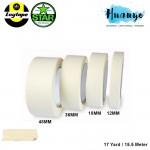 Loytape Star Crepe Paper Masking Tape 17 Yard (12MM / 18MM / 24M / 36MM / 48MM) [Per Pcs]