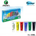 Marie's Acrylic Colour 30ML No.81306B (Set of 6)