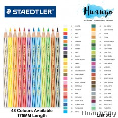 Staedtler Luna Water Colour Pencil [Per PCS, up to 48 color] (List 3/3)