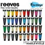 Reeves Fine Artist Quality Series Acrylic Colour Paint (75ML) [Per Tube, List 2/2]