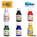 Arto's Batik Dye / Fabric Tie Dye 120ML (List 2/2)