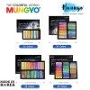 Mungyo Gallery Soft Oil Pastel Colour (Pastels Color Set of 12 / 24 / 36 / 48)