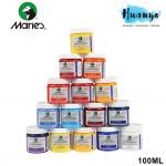Marie's Acrylic Colour Paint 100ML No. A-1000 (Per Bottle)