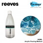 Reeves Acrylic Pouring Medium 550ML