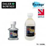 Daler Rowney Acrylic Colour Medium Soluble Gloss Varnish (75ML / 300ML)
