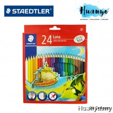 Staedtler Luna 24 Colour / Color Pencil (Long)