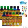 D'arte Tempera Paste Colour Paint (300 Gram, Per Bottle)