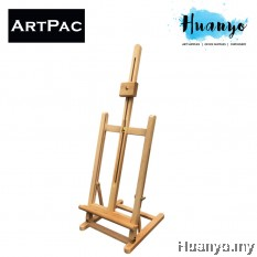 Artpac Artist Table Top Desktop Adjustable Foldable Wooden Easel