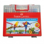 Faber Castell Watercolor Pencils 36L