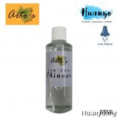 Arto's Artist Oil Colour Medium Low Odour Thinner (White Mineral Spirit) 85ML