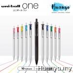 Uni Uni-ball One Retractable Colour Ink Gel Pen 0.5mm UMN-S-05 (Per PCS)
