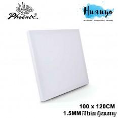Phoenix Artist Pure Cotton Stretch Canvas (Rectangle Size, Fine Grain, 100 X 120cm X 1.5cm) [CS3308SB]