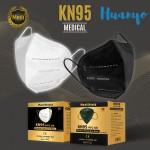 MediShield KN95 5 Layer Medical Anti Virus Face Mask (10pcs / 20pcs / 50pcs Per Box)