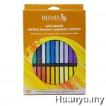 Reeves Soft Pastel 36 Colours Set