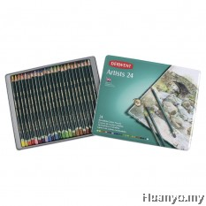 Derwent Artist Colour Pencil (Tin of 24)