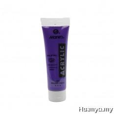 Marie's Acrylic Colour 120ML No.402 (Brilliant Purple)