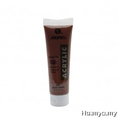 Marie's Acrylic Colour 120ML No.687 (Burnt Umber)