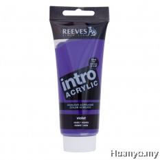Reeves Intro Acrylic Colour 120ML (Violet)