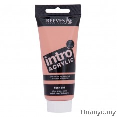 Reeves Intro Acrylic Colour 120ML (Fresh Tint/Peach)