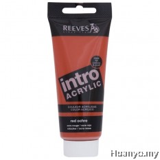Reeves Intro Acrylic Colour 120ML (Red Ochre)